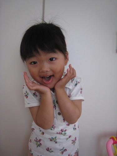 3歳4ヶ月